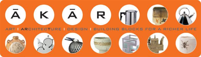 AKAR Design Home page